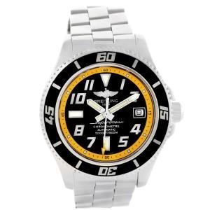 Breitling Superocean A17364 42.0mm Mens Watch