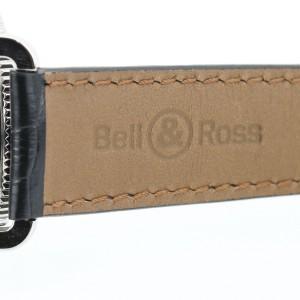 Bell & Ross Vintage WW2 Regulateur Officer Men's Watch BRWW2.REG.BS/SCR