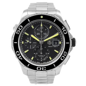 Tag Heuer Aquaracer CAK2111.BA0833 43mm Mens Watch
