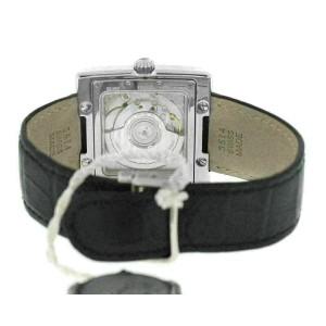 New Men's Ebel 1911 La Carree 9120143 Steel 40MM Automatic $3,495 Watch