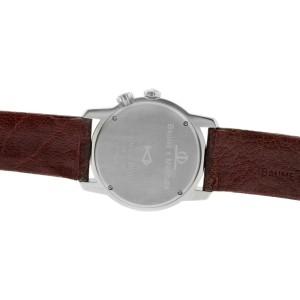 Unisex Baume & Mercier Formula S MV04 F 004 Chronograph Date Quartz 34MM Watch