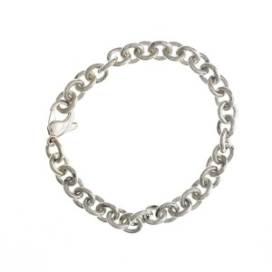 "925 Sterling Silver link for Charms Bracelet Size  7.5"""
