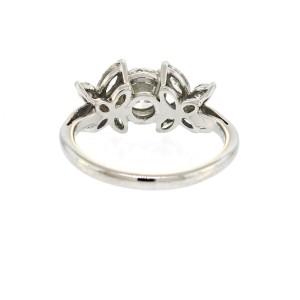 Tiffany & Co. Victoria Diamond Ring in Platinum ( 1.33 ct tw )