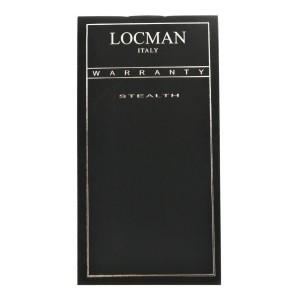 New Locman Stealth Titanium Ref. 201 Men's Quartz 43MM Watch
