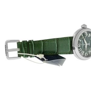 New Locman Tutto Tondo Unisex Stainless Steel Ref. 360 Quartz 40MM Watch