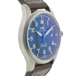 IWC Pilot Mark XVIII Heritage Titanium Automatic Men's Watch IW327006