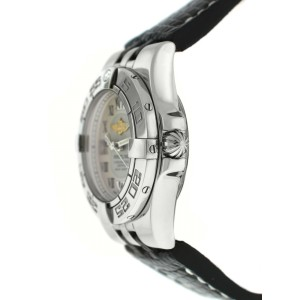 New Breitling Galactic 30 A71340 A71340L2/G670 Steel Quartz 30MM Watch