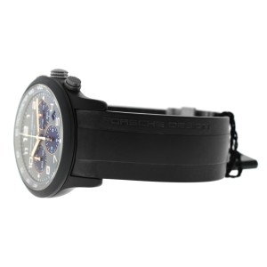 Porsche Design Dashboard Chronograph P6612 6612.17.56.1139 Titanium Aluminum