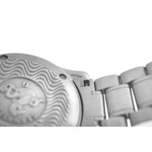 Men's Omega Seamaster 2263.80  36MM Date Quartz Stainless Steel Watch