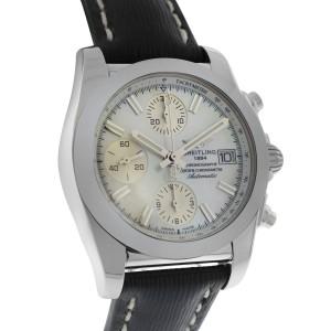 Breitling Chronomat 38 W1331012/A774-218X Unisex Steel MOP 38MM Automatic Watch