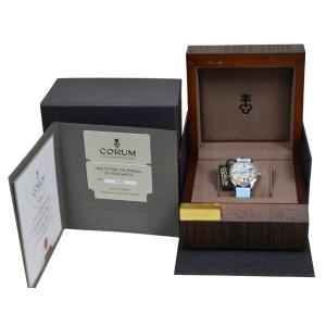 Corum Admirals Cup Legend 082.200.20/0381 BC12 Ladies Steel 38MM Watch