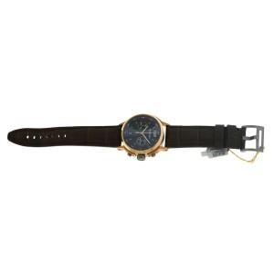 Tourneau TNY Chrono TNY400305005 Men 18K Rose Gold Titanium 40MM Automatic Watch