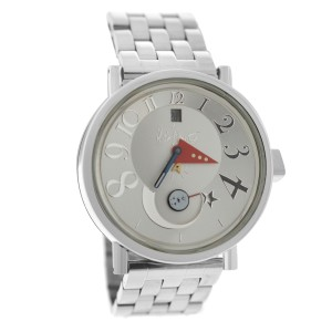 Men's Alain Silberstein Bodoni Power Reserve Limited Ed Automatic 37MM Watch