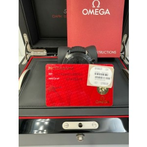BRAND NEW Omega Speedmaster 311.92.44.51.01.005 Moonwatch Dark Side of the Moon