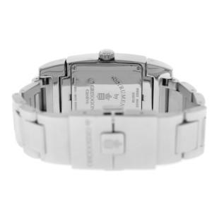 De Grisogono Tino Acier N01.002/B Ladies Diamond Steel Quartz 29MM Watch