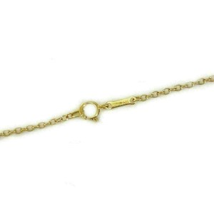 Tiffany & Co. Peretti 18k Yellow Gold Bottle Jug Pendant Necklace