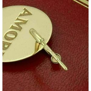Pasquale Bruni Amore 18k Gold Circular Dangle Drop earrings