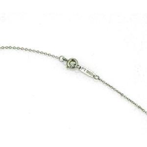 Tiffany & Co. Bubble Diamond Tsavorite Platinum Pendant Necklace