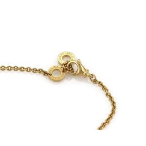 Bvlgari B.zero1 Charm 18k Yellow Gold Chain Bracelet