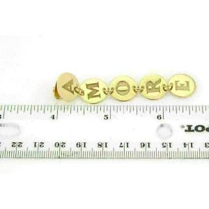 Pasquale Bruni AMORE 18k Yellow Gold Long Dangle Drop Earrings