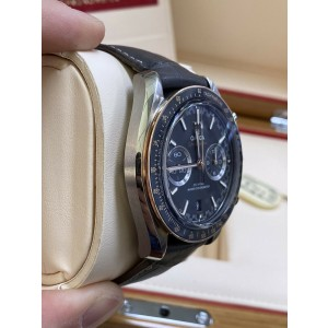 Omega Speedmaster Racing Grey Rose Gold Chronograph Watch 329.23.44.51.06.001