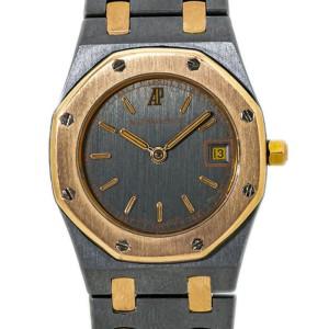 Audemars Piguet Royal Oak Womens Quartz Watch 18k Tantalum Rose Gold 26mm