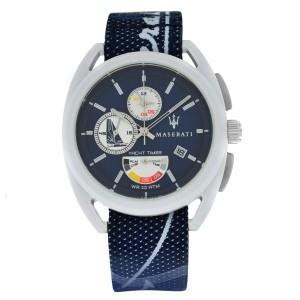 Maserati Trimarano Yacht Timer R8851132003 Fiberglass Limited Quartz 41MM Watch