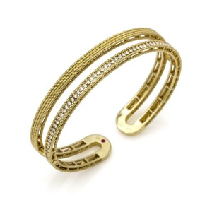 Roberto Coin Symphony Barocco Diamond Bracelet