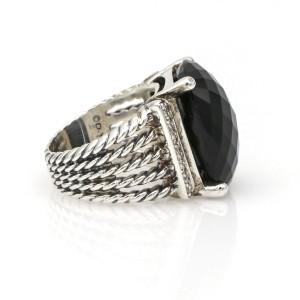 David Yurman Sterling Silver Wheaton Ring