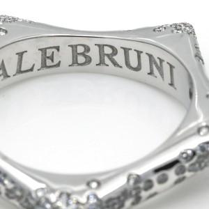 Bruni Pasquale Diamond Metafore Star Pendant in 18k White Gold ( 2.50 ct tw )
