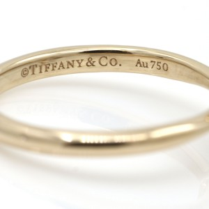 Tiffany & Co. Diamond Heart Ring in 18k Rose Gold