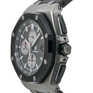 Audemars Piguet Royal Oak Offshore 26400IO.OO.A004CA.0 Mens Titanium Watch 44m