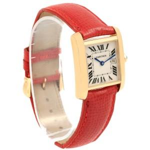 Cartier Tank Francaise W50014N2 25mm Womens Watch