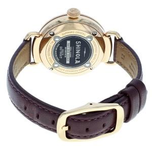 Shinola The Canfield 20018133 32mm Womens Watch