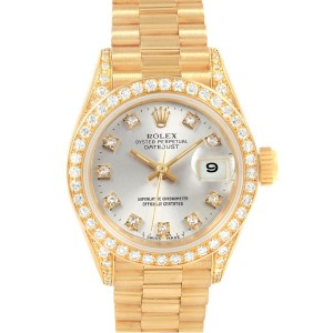Rolex President Datejust 69238  26.0mm Womens Watch