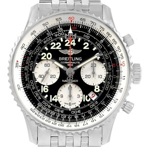 Breitling Navitimer Cosmonaute 02 Limited Edition Mens Watch AB0210