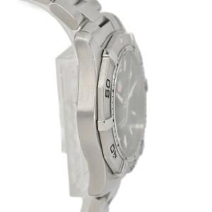 TAG HEUER Aqua Racer 300m WAF1110 black Dial Quartz Men's Watch