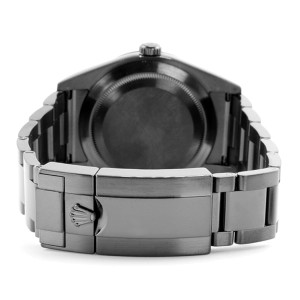 Rolex Explorer 214270 DLC-PVD