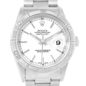 Rolex Turnograph Datejust 16264 36mm Mens Watch