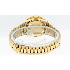 Rolex Datejust President 69178 MOP Diamond 26mm Womens Watch