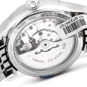 Omega DeVille Co-Axial 41mm Blue Dial Watch 431.10.41.21.03.001 Unworn
