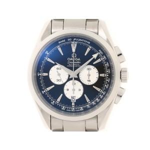 Omega Seamaster Aqua Terra Chronograph  221.10.42.40.01.002 SS 42mm Mens Watch