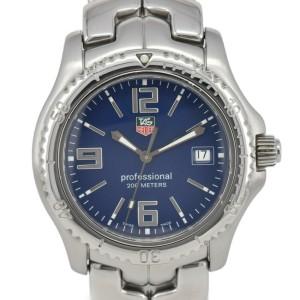 TAG HEUER Link WT1113.BA0551 Blue Dial Quartz Men's Watch