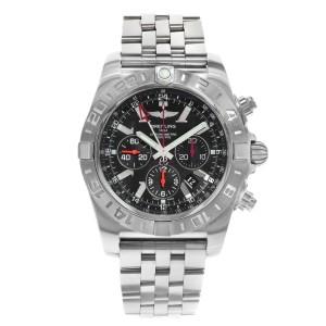Breitling Chronomat GMT AB041210/BB48-384A 47mm Mens Watch