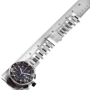 Tag Heuer Aquaracer 500 Oracle Team Cronograph Mens Watch CAJ2112