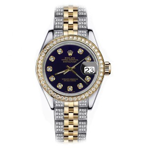 Rolex Datejust 178273 31mm Womens Watch