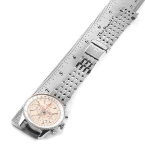 Breitling Navitimer Montbrillant 01 Limited Mens Watch AB0131 Box Papers