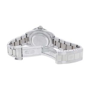 Rolex Submariner 16610 Stainless Steel Black Dial Black Bezel Watch