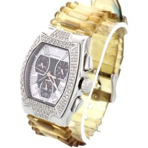 Technomarine Chronograph Stainless Steel with Diamonds TSCM 03324 Men's Watch