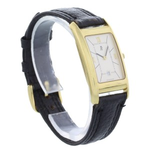 Audemars Piguet 18K Yellow Gold Quartz C-69102 Womens Watch